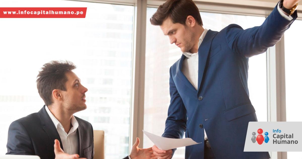 Empresas Pueden Despedir A Trabajadores Por Bajo Rendimiento Sin